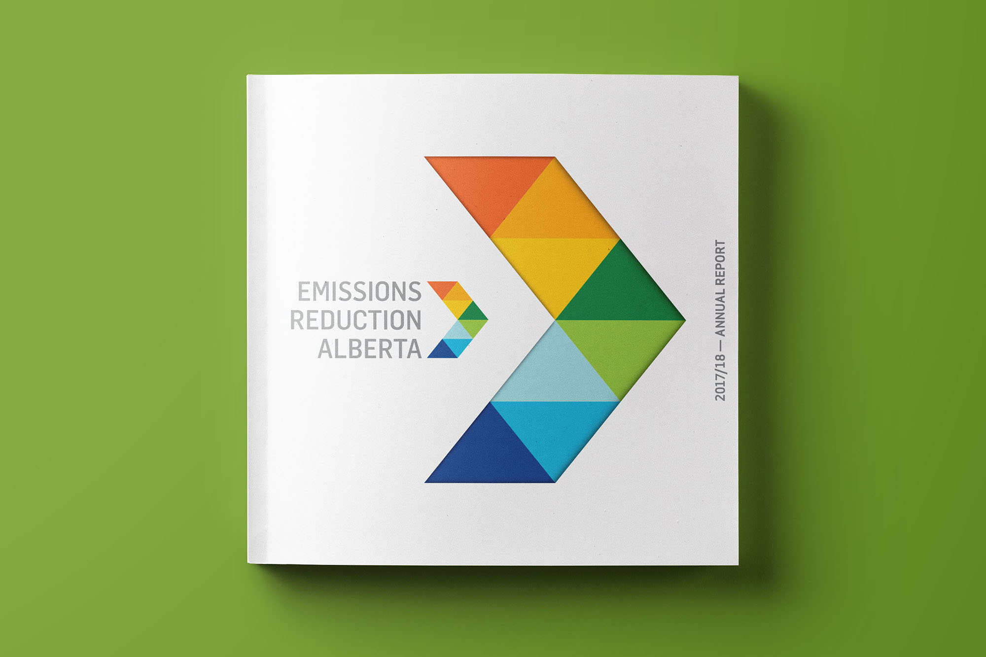 Annual Report Design Alberta
