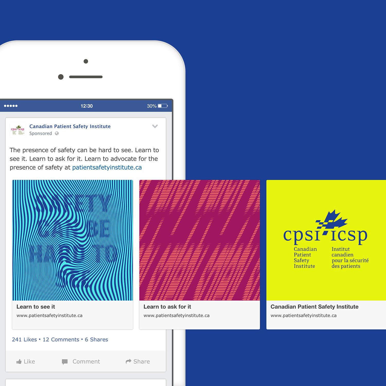 Social Media design for CPSI
