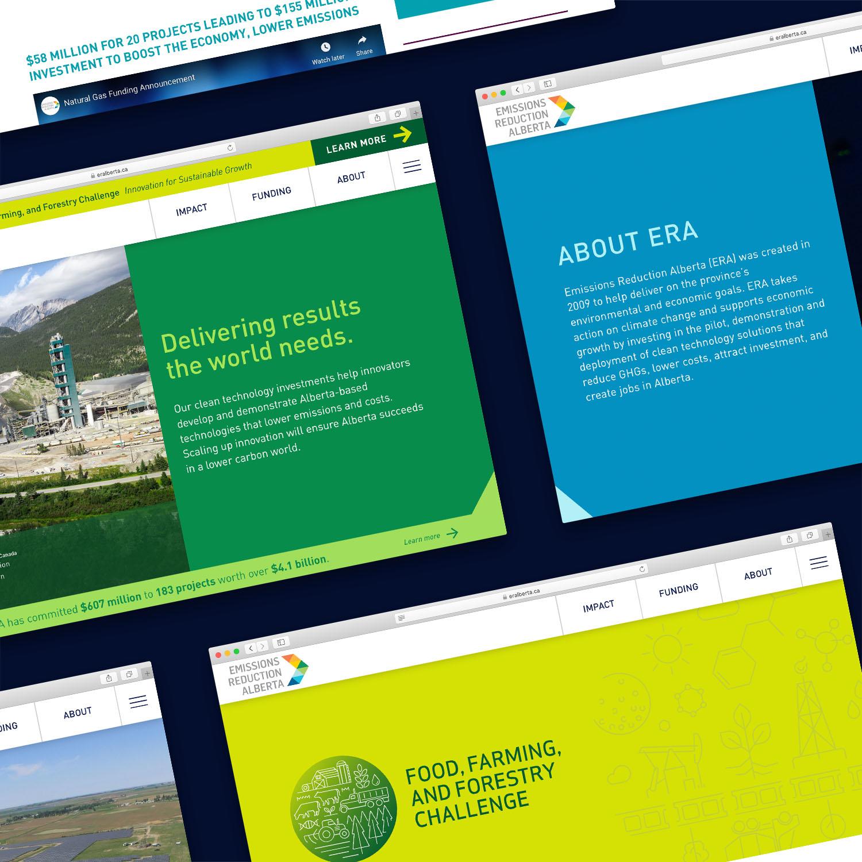 ERA Website Redesign